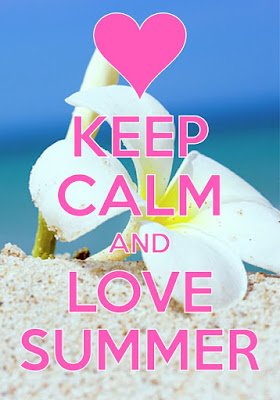 Keep Calm And Love Summer