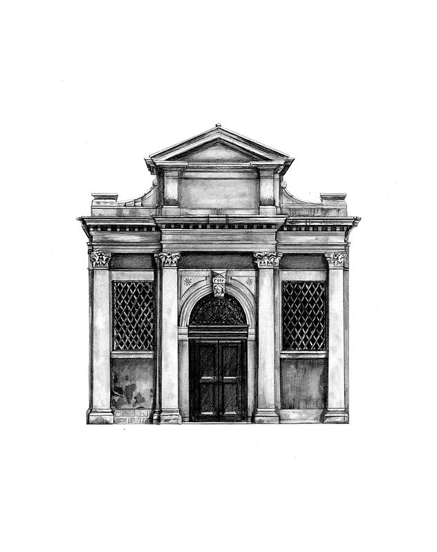 13-San-Gallo-Venice-Minty-Sainsbury-Architectural-Street-and-Building-Drawings-www-designstack-co