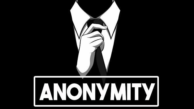 Penjelasan Anonimitas