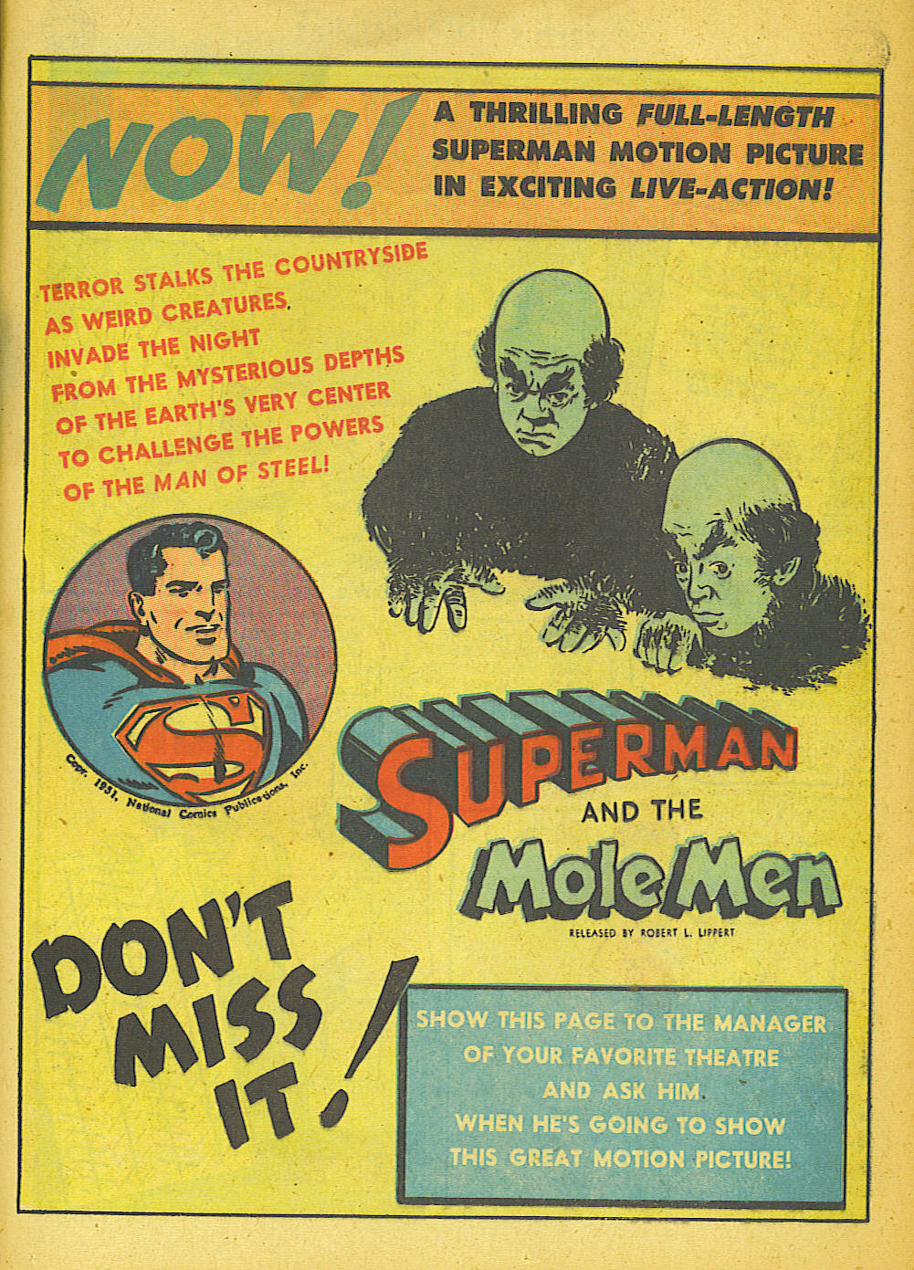 Read online World's Finest Comics comic -  Issue #57 - 49