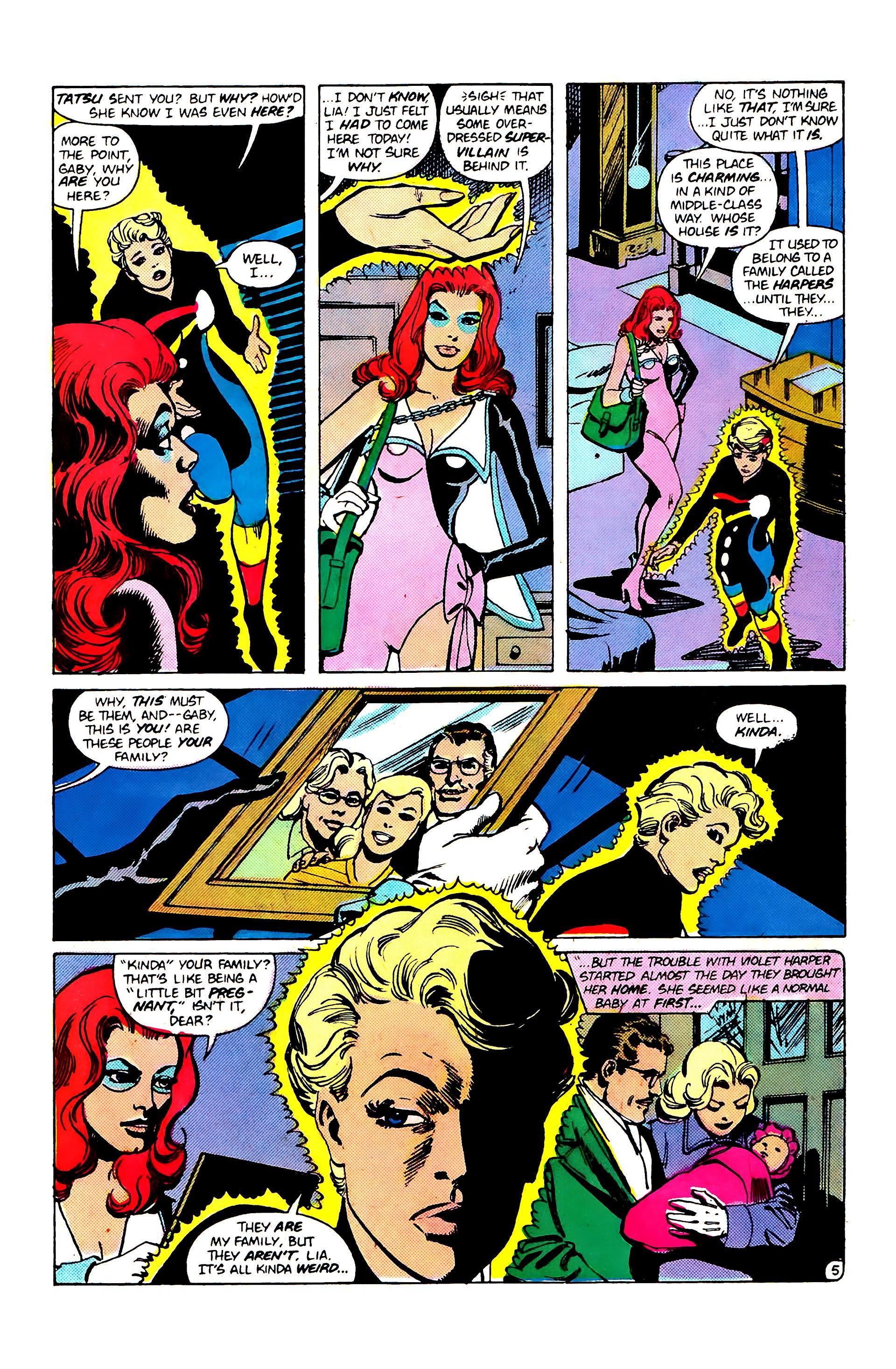 Read online Secret Origins (1986) comic -  Issue #6 - 31