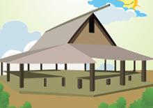 Rumah Adat Malut