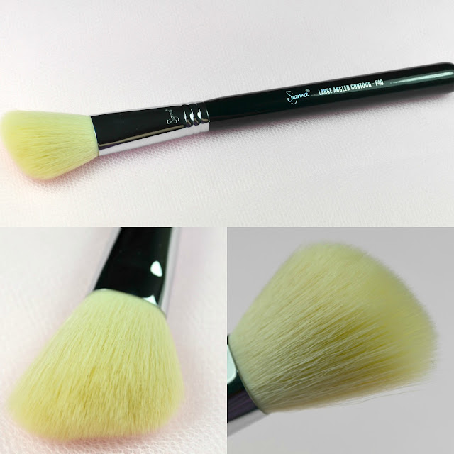 Sigma Large Angled Contour F40 Brush Review