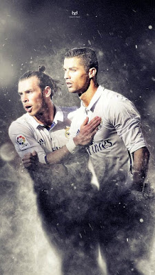 gaya rambut Cristiano Ronaldo pemain sepak bola real madrid