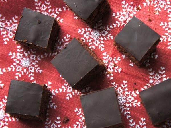 REZEPT: glutenfreie Lebkuchenschnitten