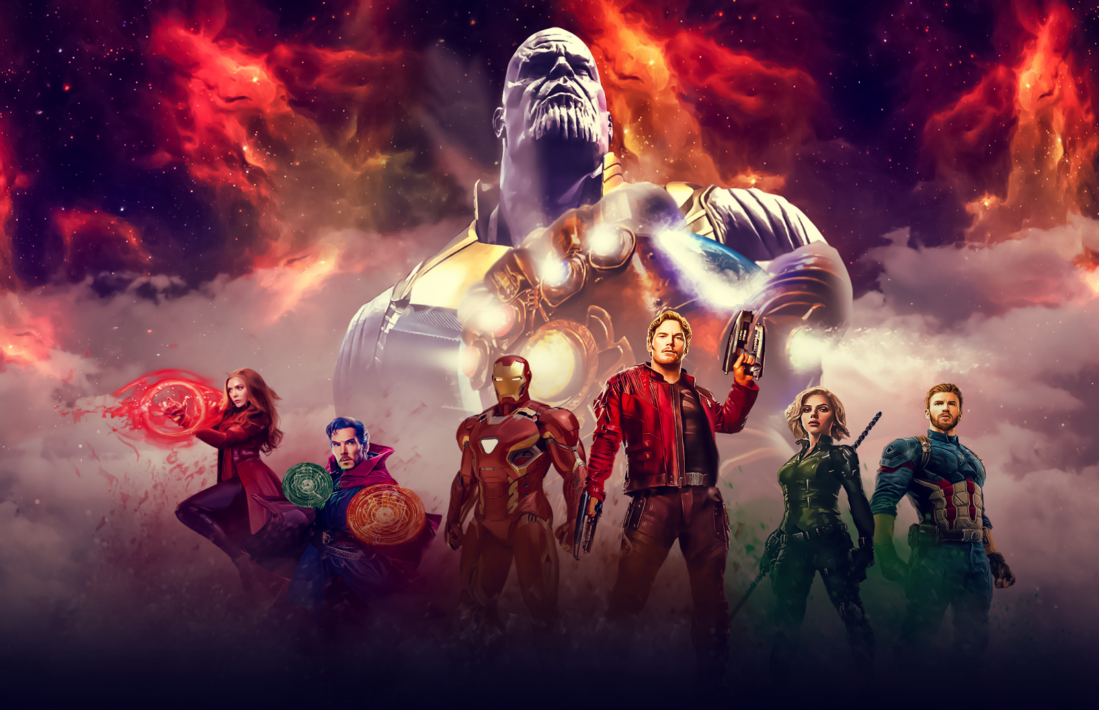 Avengers Infinity War Wallpapers - Avengers Infinity War Movie Poster
