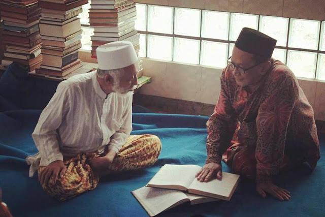 Kronologi Lengkap Fatwa Abuya Muhtadi Melarang Ormas HTI dan FPI