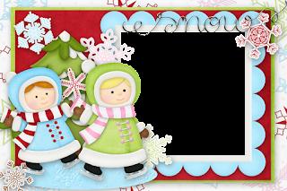 Tiernas Tarjetas de Navidad para Imprimir Gratis.