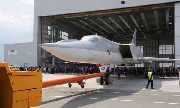 Pesawat pembom Tupolev Tu-22M3M