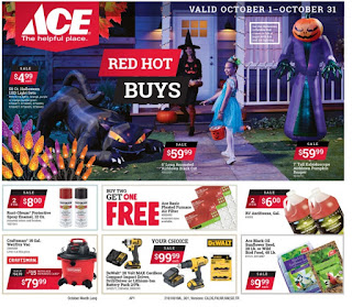 ✅ ACE Hardware Weekly Ad ⭐ ACE Hardware Ad 10/1/19 ❤ ACE Hardware Weekly Ad October 1 2019