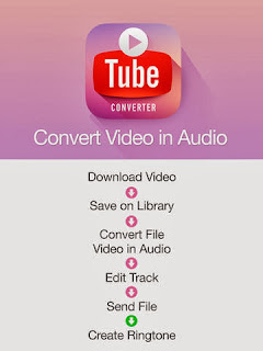 Play Tube Convert- Converte da video in audio e in suoneriа!