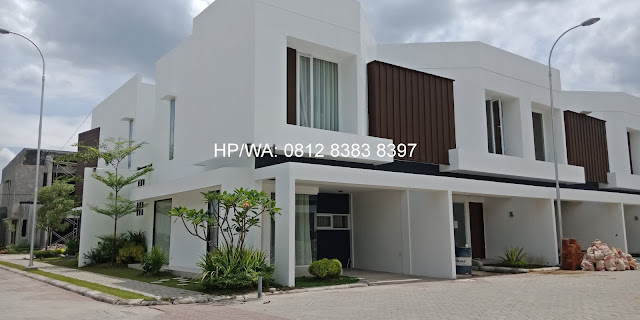 Tipe The Living HABITAT Setiabudi Jalan Pasar III Tapian Nauli Medan Sunggal Medan Sumatera Utara - 0812 8383 8397