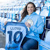 OFICIAL: Carli Lloyd é o novo reforço do Manchester City