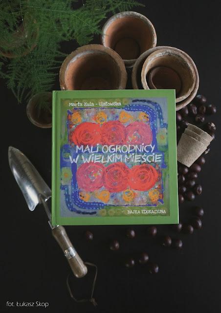 książka Mali ogrodnicy w wielkim mieście