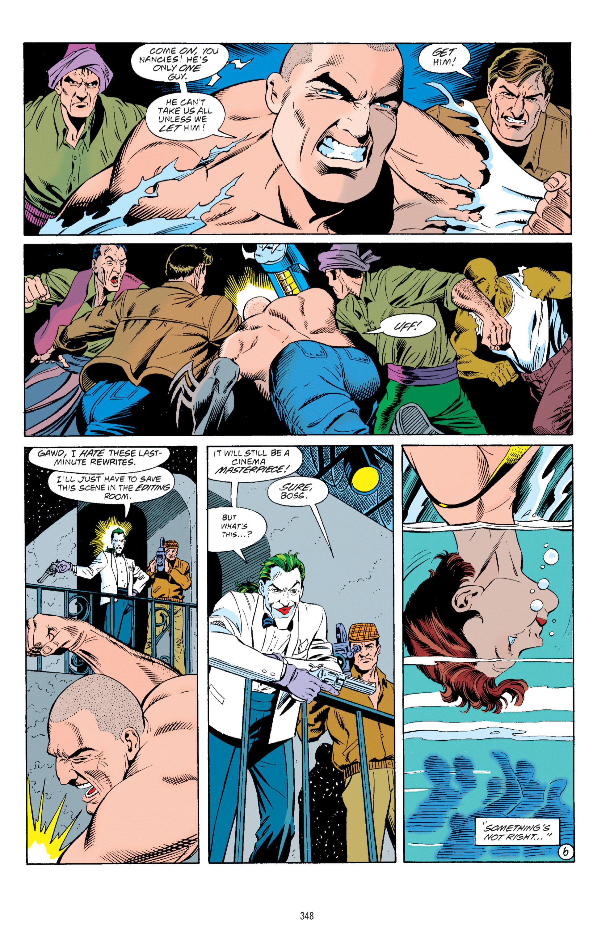Detective Comics (1937) 673 Page 5