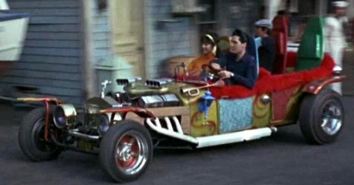 Just A Car Guy: Joker's Jokermobile (aka the Mongrel-T ...