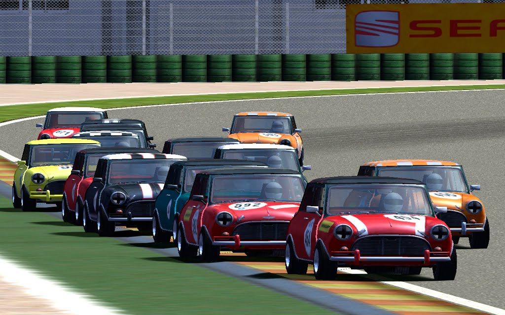 Rfactor 2 track Pack