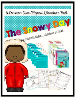 https://www.teacherspayteachers.com/Product/The-Snowy-Day-A-Literature-Unit-1045114