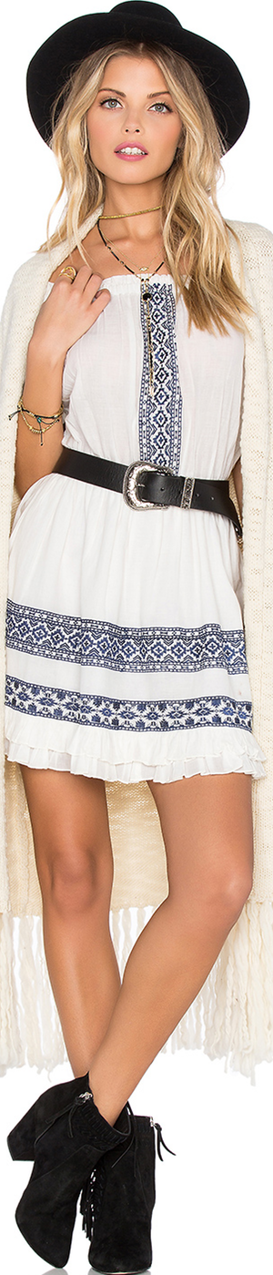 Tularosa Baxter Dress