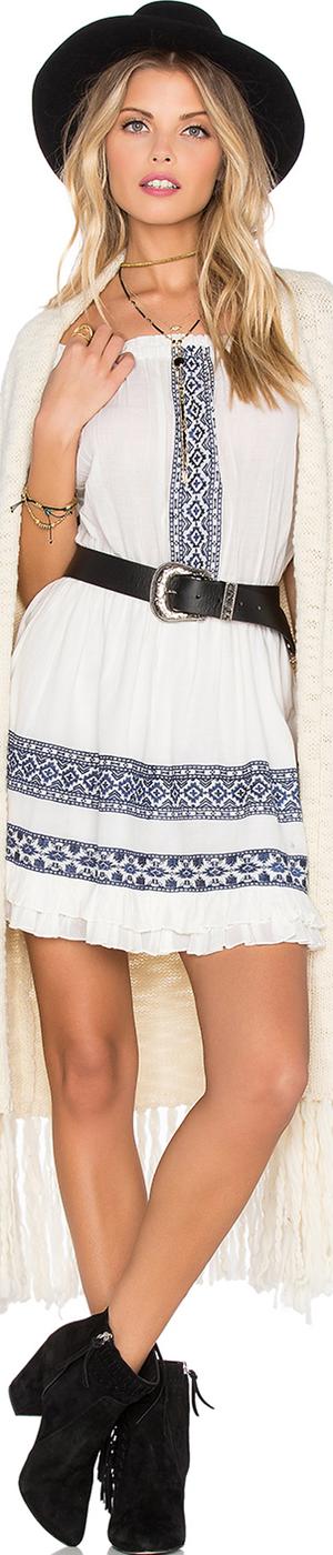 Tularosa Baxter Dress