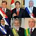 Temer é o 6º ex-presidente preso pelas delações da Lava Jato