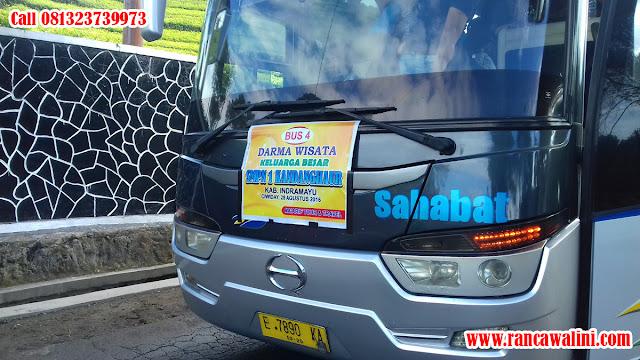Kunjungan SMPN 1 Kandanghaur Indramayu di Walini