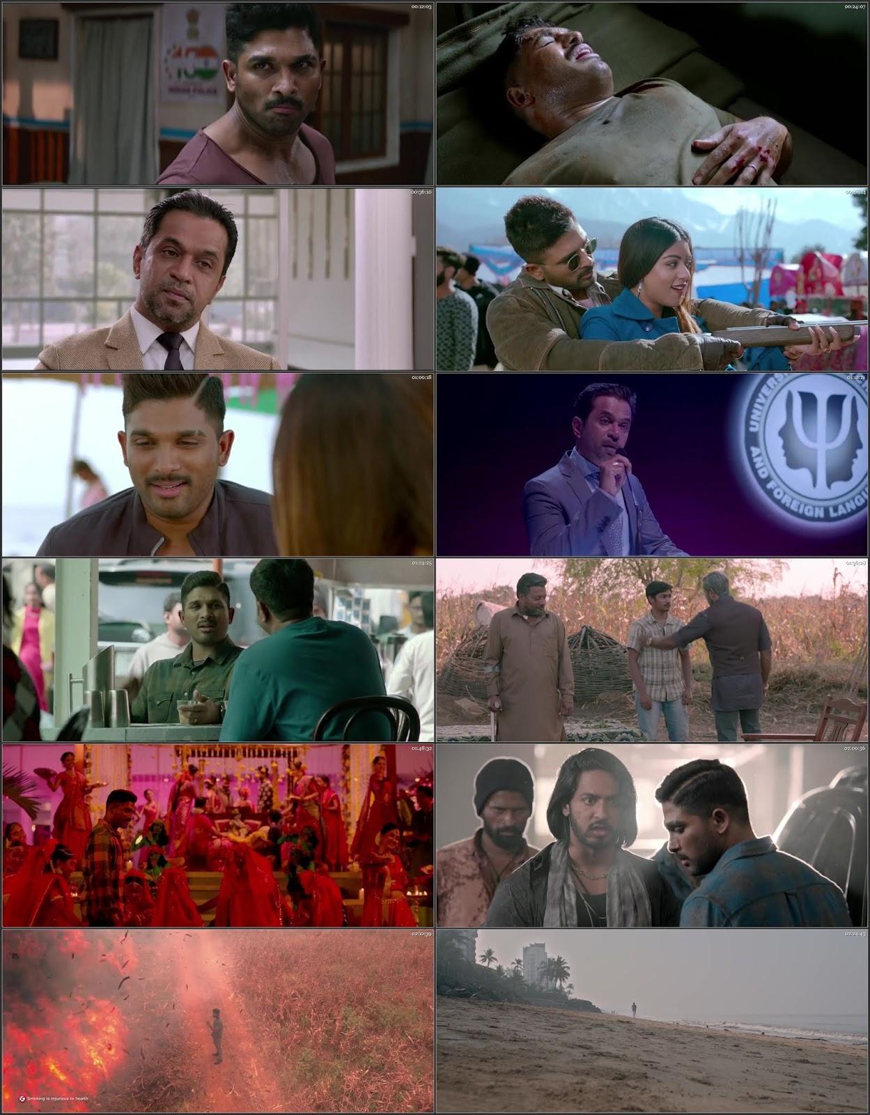 Surya Ek Soldier 2018 UNCUT Hindi Dubbed 400MB HDRip 480p