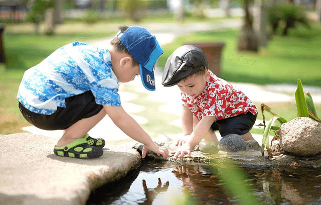 membangun jiwa kepemimpinan anak