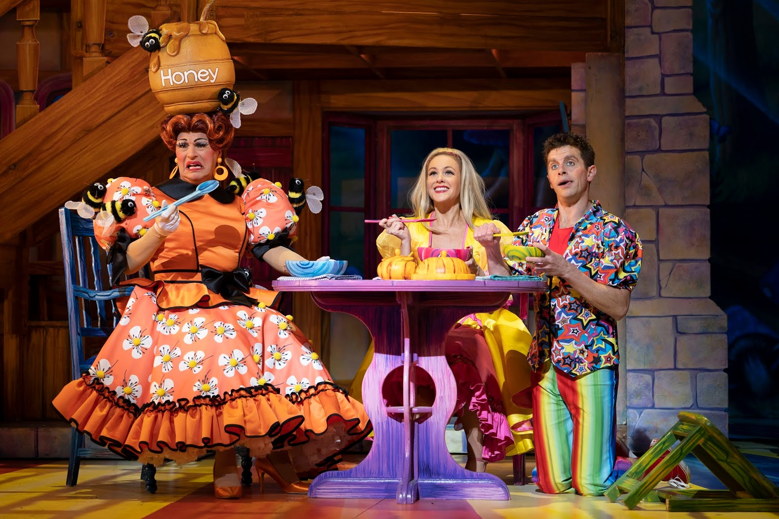 Review & Top Tips | Theatre Royal Newcastle Panto 2018