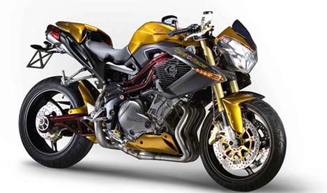 Spesifikasi dan Harga Benelli TNT 1130 Cafe Racer Terbaru
