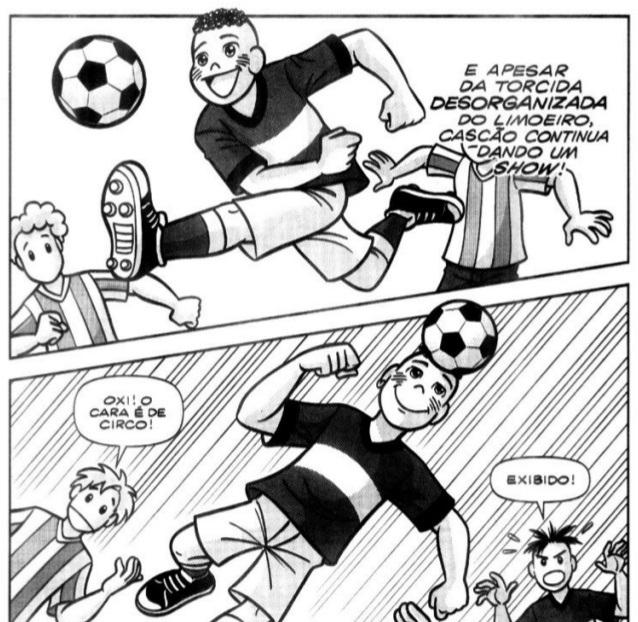 Turma da Mônica Jovem (1ª Fase, Edição Nº 11) – Ser ou Não Ser ...