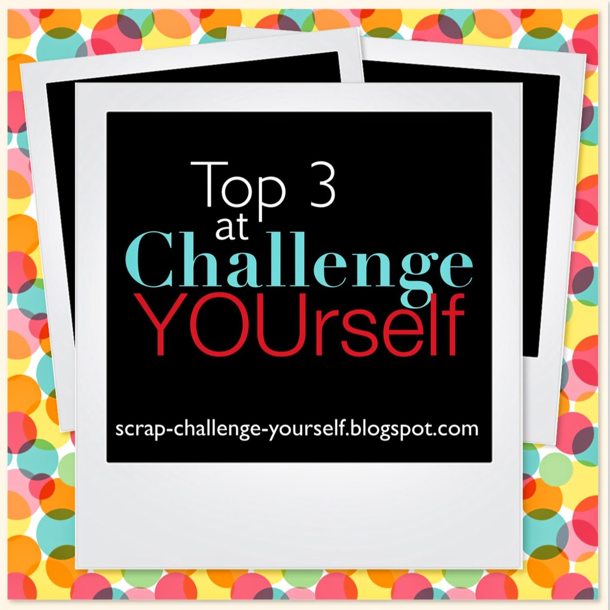 Top 3 at Challenge YOUrself!