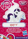 My Little Pony Wave 15 Rarity Blind Bag Card