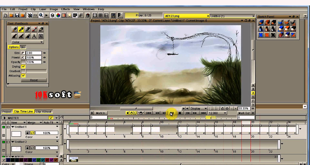 TVPaint Animation 10 Pro Direct Download Link