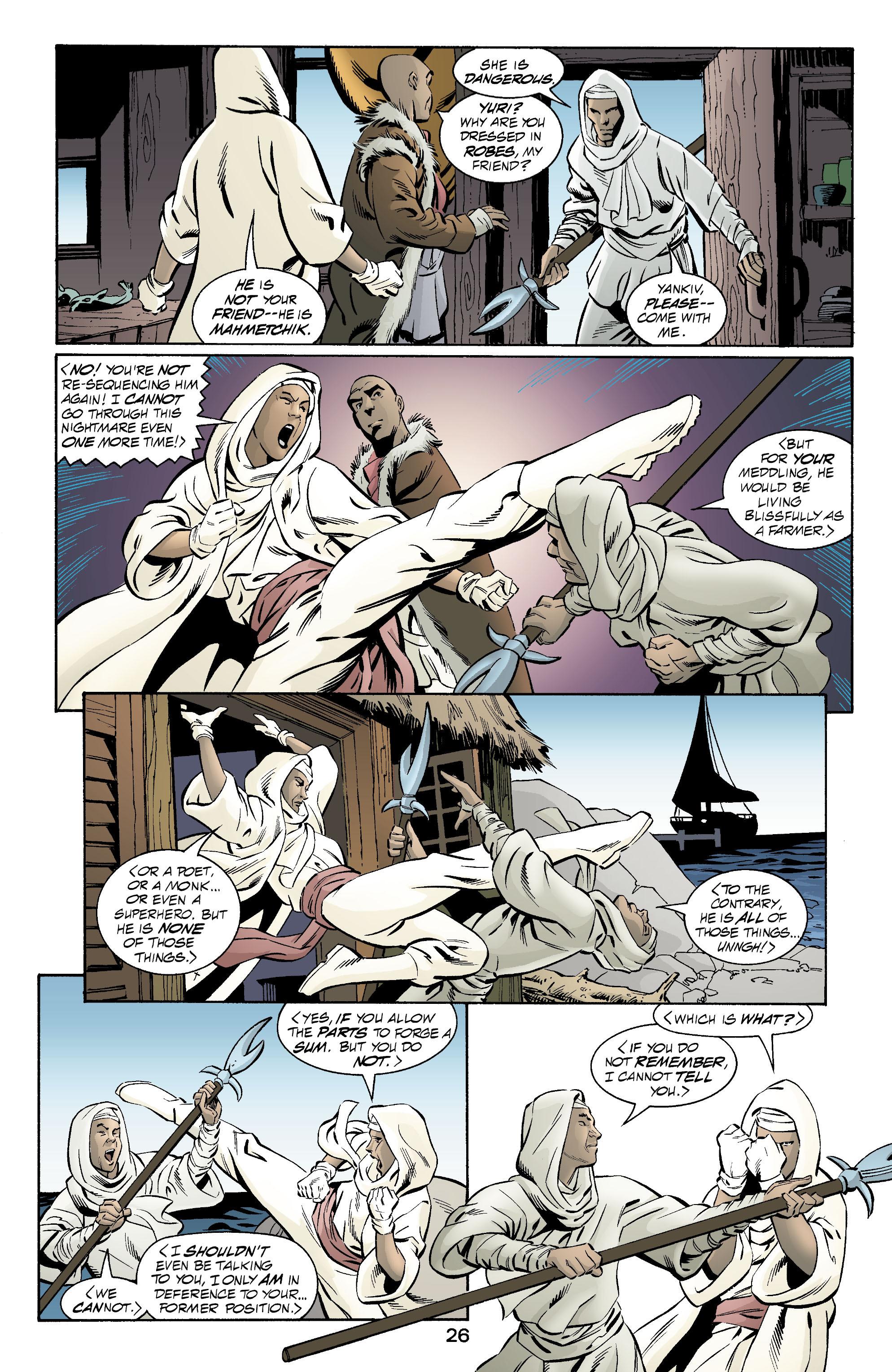 Detective Comics (1937) 752 Page 25