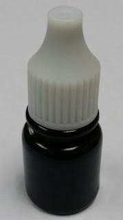 CHEQUE WRITER INKER OIL - BLACK