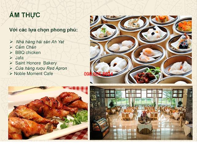 Tiện ích đẳng cấp khu đô thị Ciputra Nam Thăng Long Tây Hồ, Hà Nội