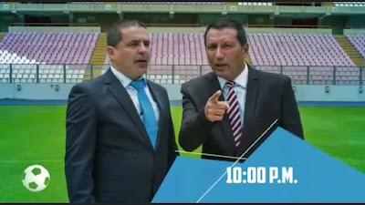 Exitosa Deportes Domingo con Gonzalo Nuñez y Carlos Alberto Navarro