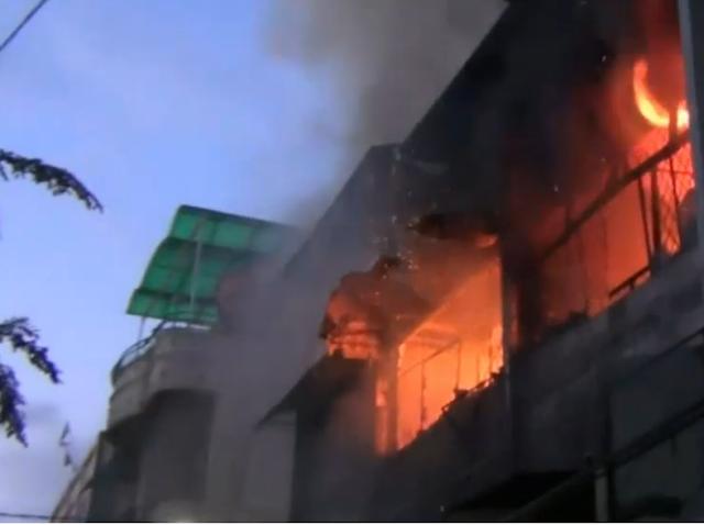 Kebakaran di Wihara Teluk Gong Jakut, Kakak Adik Tewas Terjebak Api