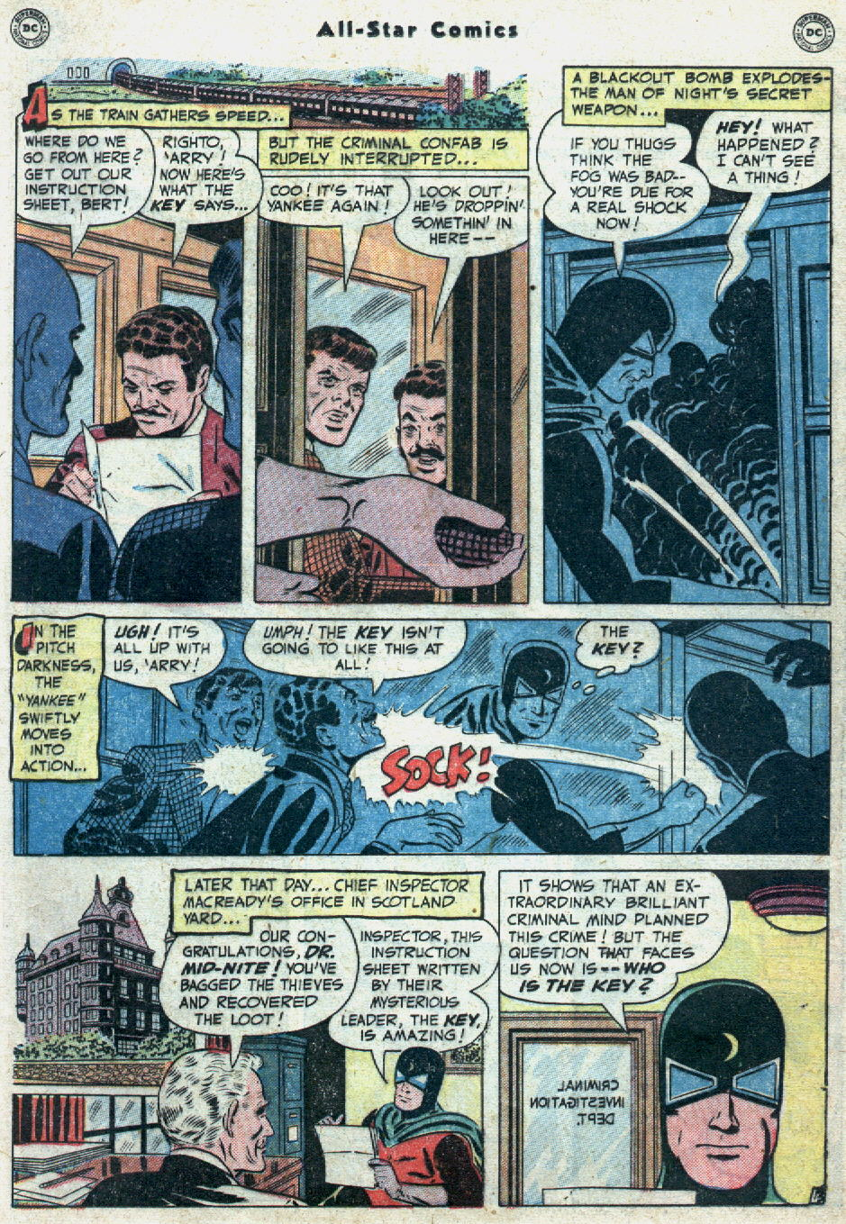 Read online All-Star Comics comic -  Issue #57 - 17