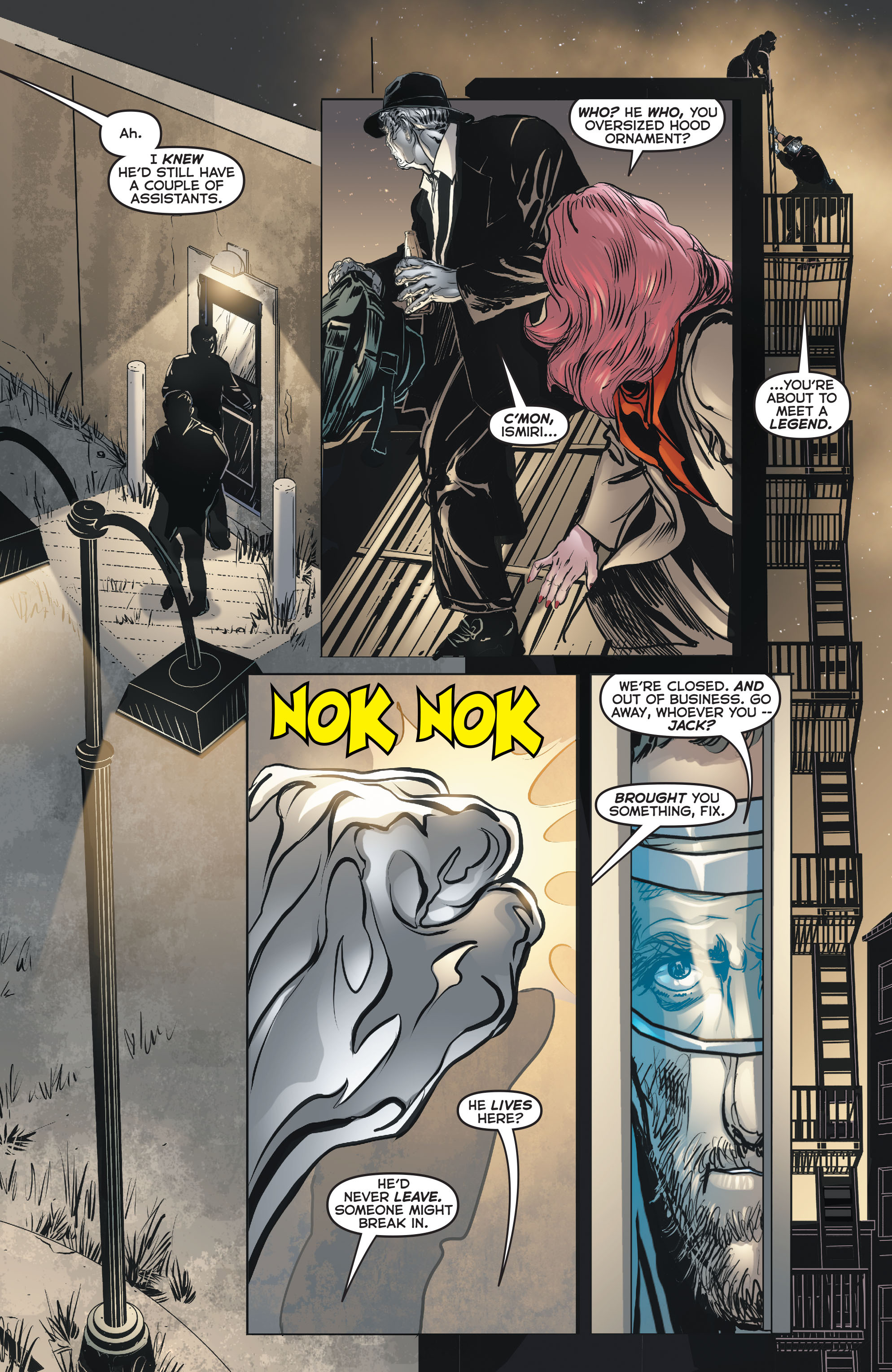 Read online Astro City comic -  Issue #33 - 8