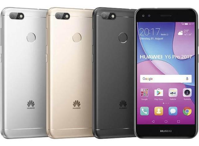 Huawei Y6 Pro 2017  MAIN UPDATE