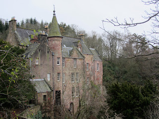 Image result for hawthornden castle