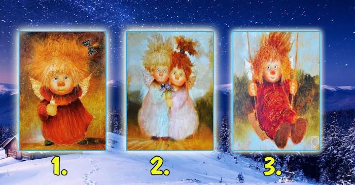 Для тебя сообщение от Зимнего Ангела о ближайших переменах в твоей жизни!
