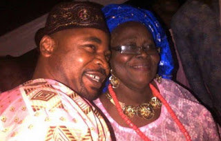 mc oluomo bimbo akinsanya mother