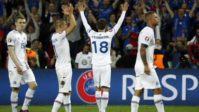 Islandia vs Hungaria