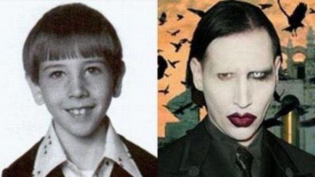 Oz Angeles: Celebrities When They were Child