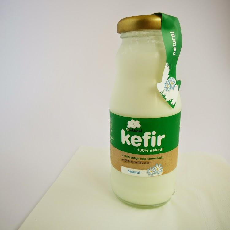 Análise: Iogurte Kefir