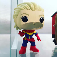 Toy Fair Captain Marvel Funko Pop!