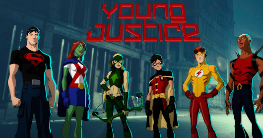 Reseña: Young Justice